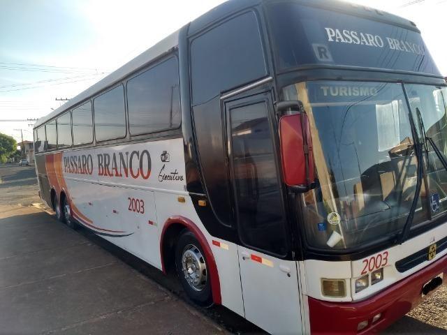 Ônibus Buscar 360 Mercedes O 400 50 lugres