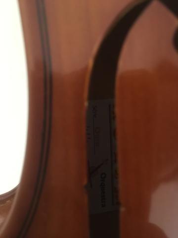 Violino Rolim 4/4 série Ouro modelo Orquestra - Foto 6