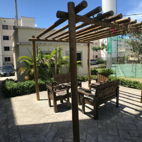 _ Apartamento no cond São Pedro em Colina de Laranjeiras - 2 quartos com suíte - Foto 16