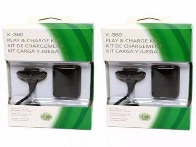 Compre-aqui-Carregado para controle Xbox 360 - Foto 2