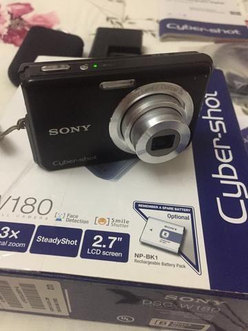 Câmera Sony Cyber-shot 10.1 Mpx - Modelo: Dsc-w180 - Foto 6