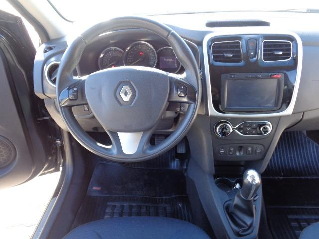 Renault Sandero 2014/2015 1.6 Dynamique 8V Flex 4P Manual - Foto 8