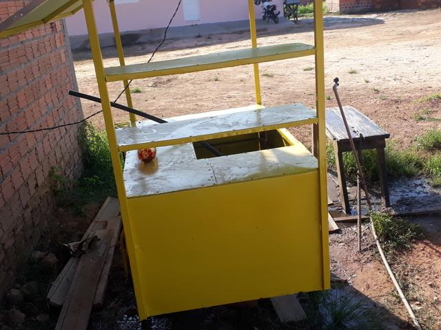 Vendo um carrinho de lanche - Foto 4