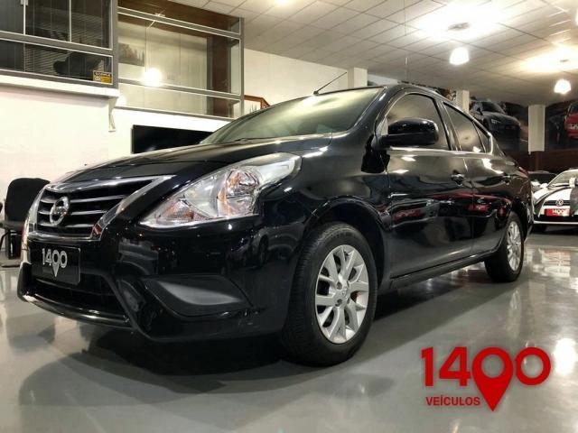 Nissan VERSA 1.6 SV CVT 4P