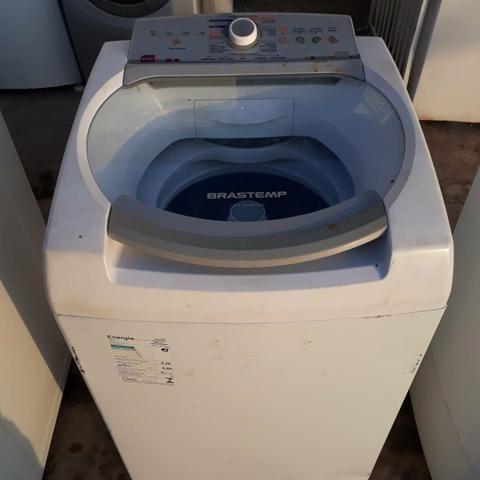 Máquina de lavar 10 kg aceito cartões