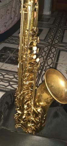 Vendo sax tenor - Foto 2