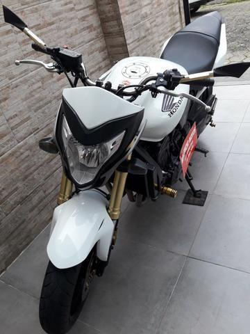 Honda cb600f Hornet 2013 linda top - Foto 9