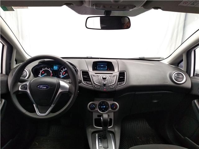 Ford Fiesta 1.6 se hatch 16v flex 4p automático - Foto 12