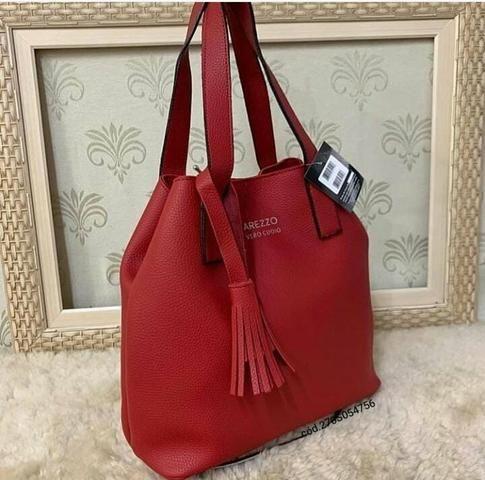 Bolsa Sacola Vermelha