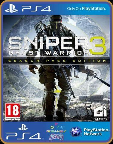 Ps4 Sniper elite 4 - Foto 2