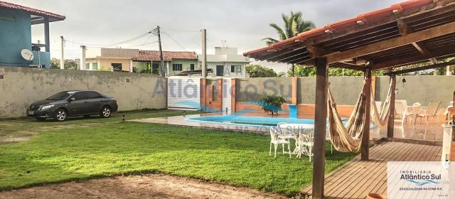 Casa com 03 dormitórios, sendo 02 suíte - Condomínio Vivendas do Atlântico - Foto 3