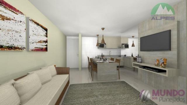 Apartamento residencial à venda, colônia murici, são josé dos pinhais. - Foto 11
