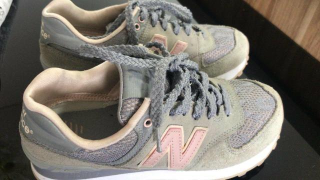 9cadff57168 Tênis New Balance T  35 feminino - Roupas e calçados - Biguaçu ...