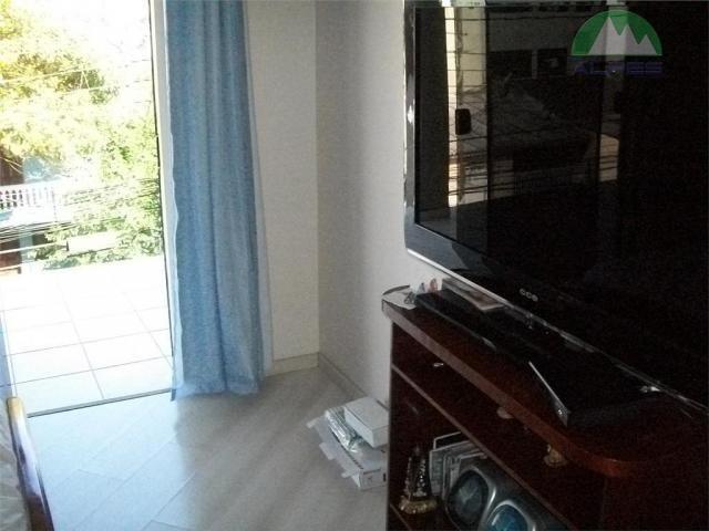 Sobrado residencial à venda, alto boqueirão, curitiba. - Foto 13