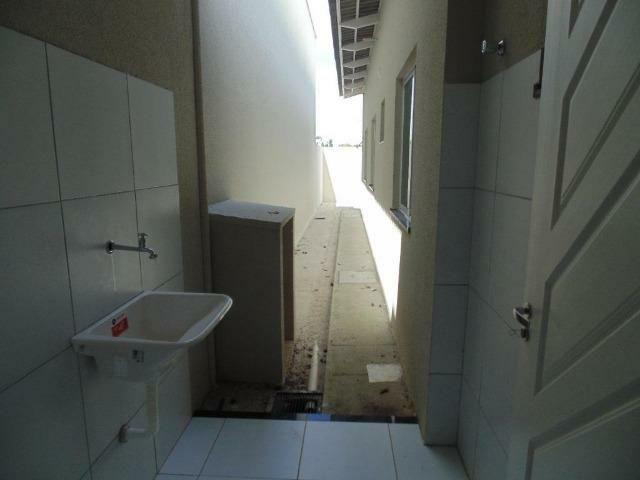 Casas planas com 3 suítes 3 vagas próximo do shopping do Eusébio - Foto 17