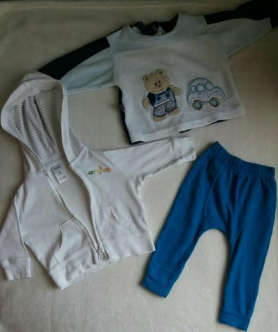 71a0bdaef Vendo roupas de bebê - Artigos infantis - São João do Rio Vermelho ...