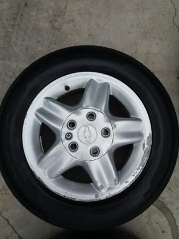 Torro jogo de rodas Chevrolet aro 14 4x100 - Foto 4