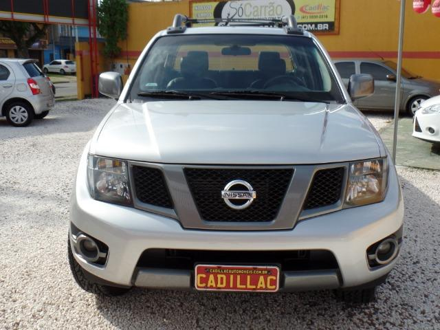 Nissan Frontier SV Attack 4X4 - 2014 - Foto 9