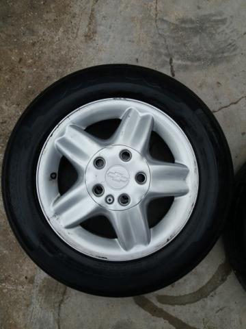 Torro jogo de rodas Chevrolet aro 14 4x100 - Foto 3