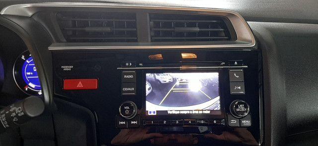 Honda Fit EX Aut 2017 - Foto 14