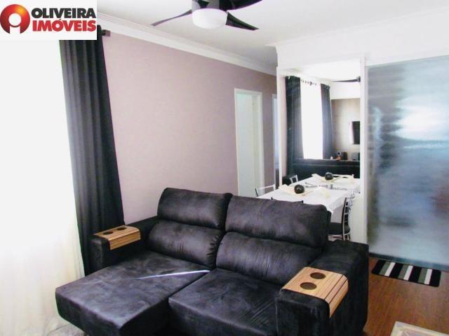 Apartamento com 02 dormitórios sendo 01 suíte no Condomínio Altos de Sumaré em Sumaré-SP