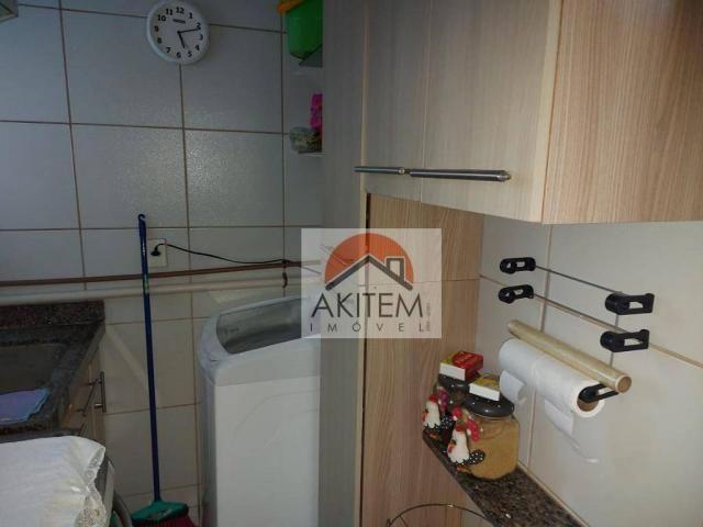 Apartamento com 2 dormitórios à venda, 53 m² por R$ 149.990,01 - Rio Doce - Olinda/PE - Foto 14