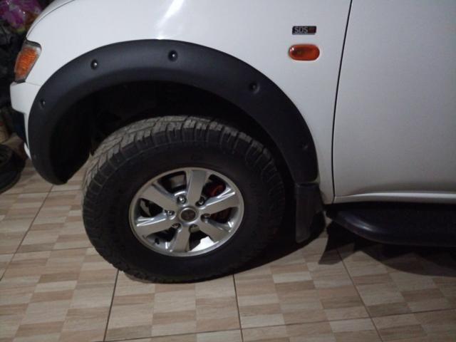 Triton 3.2 4x4 diesel pra venda ou troca - Foto 7