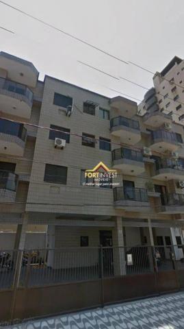 Apartamento com 1 dormitório à venda, 53 m² por R$ 170.000,00 - Canto do Forte - Praia Gra
