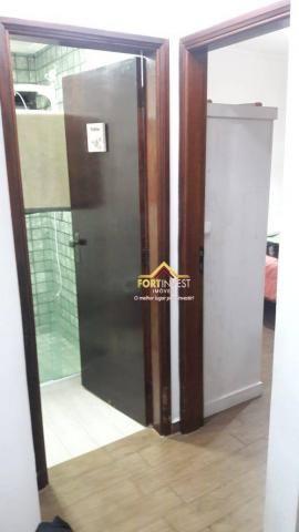 Apartamento com 1 dormitório à venda, 53 m² por R$ 170.000,00 - Canto do Forte - Praia Gra - Foto 8