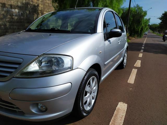 Citroen C3 1.4 Exclusive 2008 Baixo Km. Financio !!!! - Foto 4