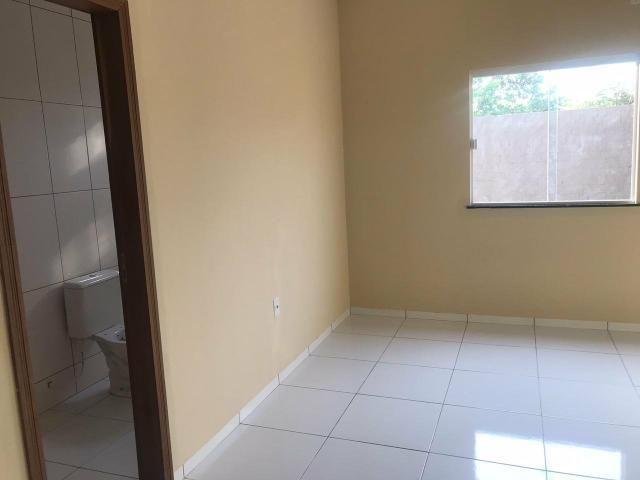 Vendo ou Troco Casa no Residencial Maranata 01, avista ou financiada - Foto 14
