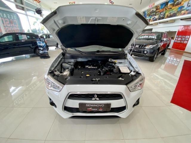 MITSUBISHI ASX 2.0 4X4 AWD 16V GASOLINA 4P AUTOMATICO. - Foto 8