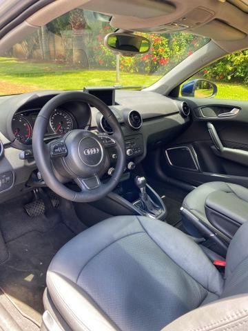 Audi A1 S-Tronic - 1.4 - Qualidade Impecável - ACEITO TROCAS - Foto 4