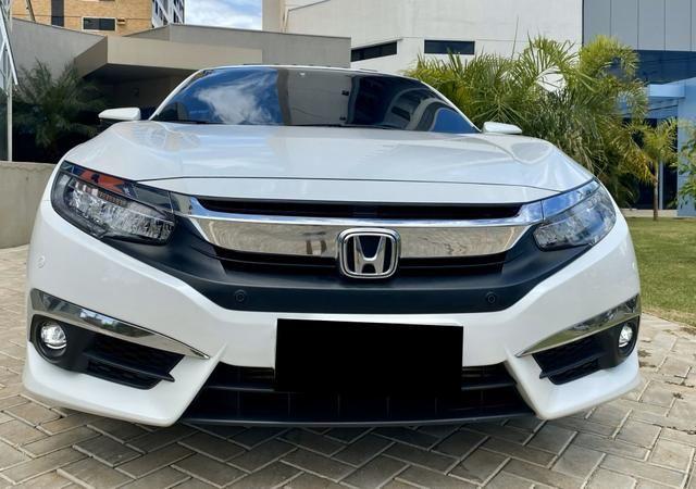 New Honda CIvic Touring + 2017+ Automática + 1.5 Turbo (173cv) + Prazer em dirigir! - Foto 8