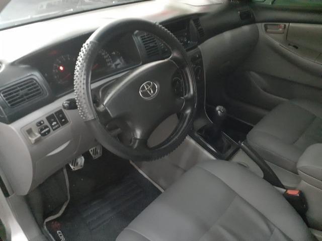Corolla xei 1.8 gasolina 2004