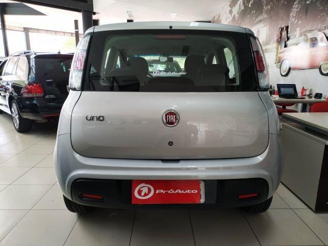Fiat Uno Attractive 1.0 Firefly (Flex) 2019 - Foto 5