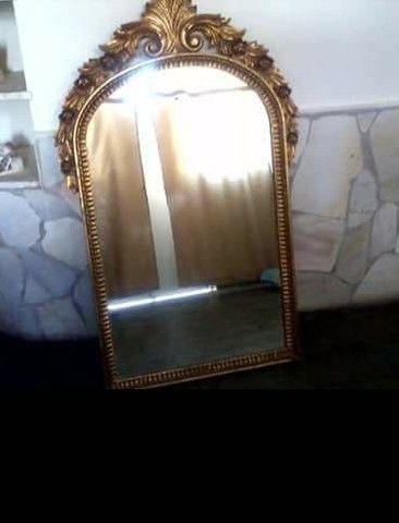 Espelho de cristal década de 1920 - Foto 2