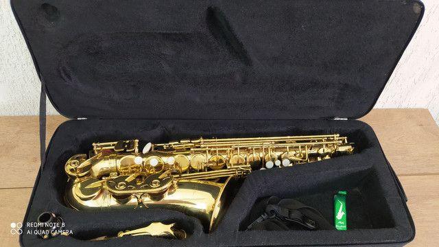 Sax alto vogga usado revisado completo  - Foto 5