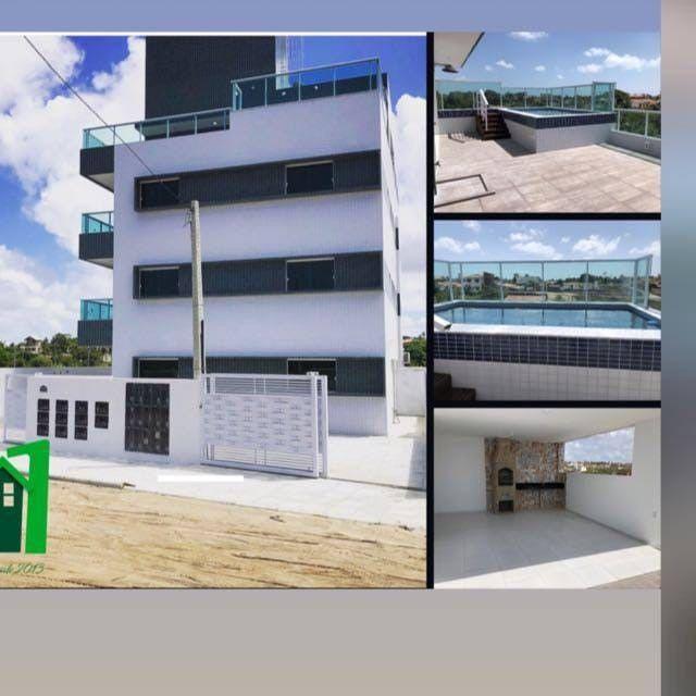 Apartamento para vender, Carapibus, Conde, PB. Código: 36065