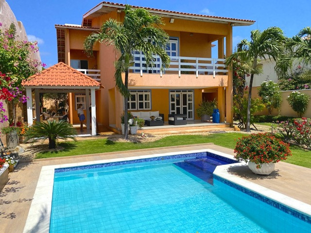 Casa duplex 500m² com 4 suítes máster 5 Vagas Cobertas. De Lourdes (Dunas) Fortaleza - CE - Foto 2