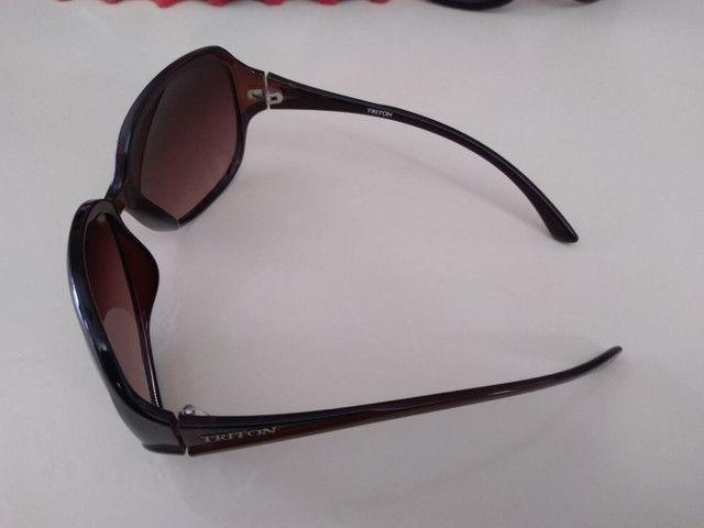 Óculos feminino Triton  - Foto 4
