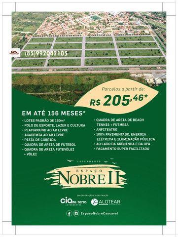lotes espaço Nobre II  - Foto 7