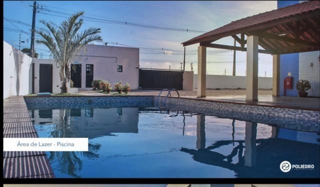 Apartamento à venda com 2 dormitórios em Paratibe, João pessoa cod:007110