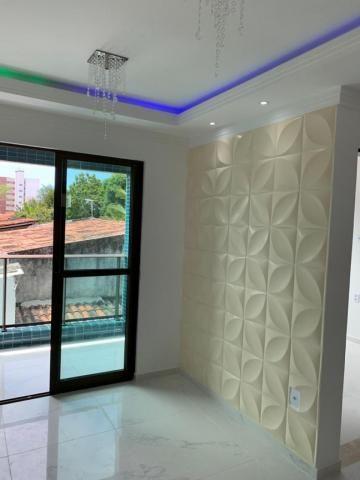 Apartamento à venda com 3 dormitórios em Bancários, João pessoa cod:007927 - Foto 3