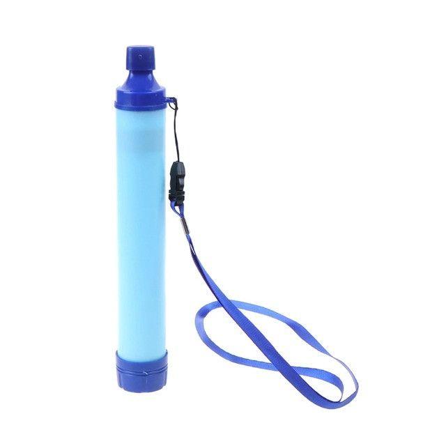 Filtro De Água Para Acampamento Portátil Trilha Viagens