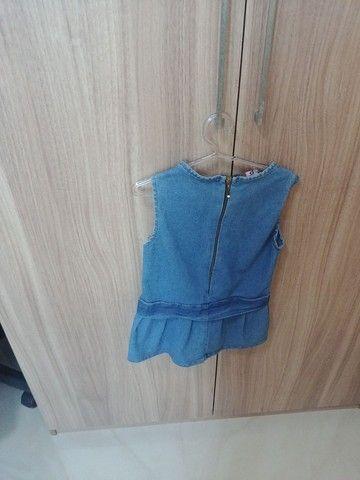 Lindo vestido infantil 2 anos