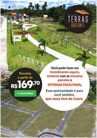 Lotes de 175m² >> Terras Horizonte $%$ - Foto 13