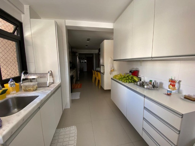 Apartamento 3 Suítes, Mobiliado, 157m², Alto Padrão - Ponta Verde - Foto 19