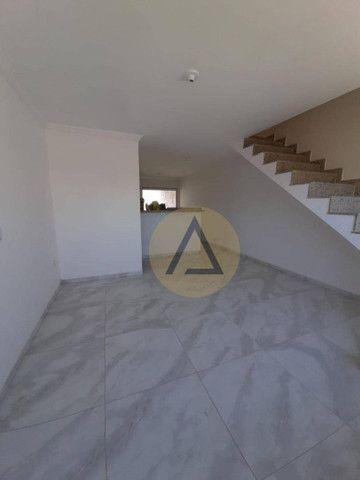 Atlântica imóveis tem linda casa com 3 dormitórios para venda no bairro Verdes Mares em Ri - Foto 5