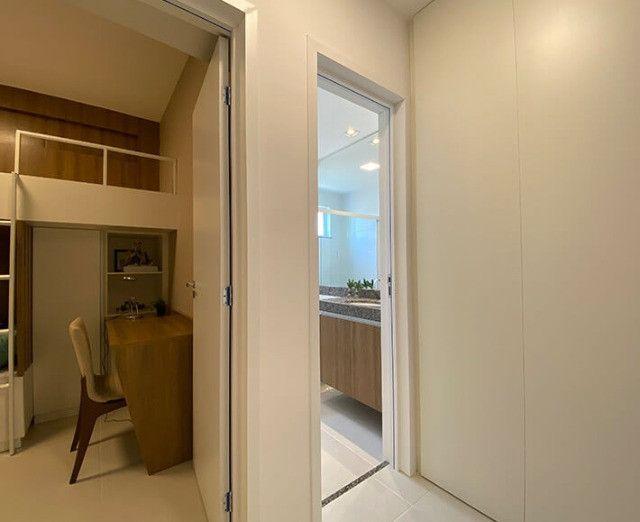 Apartamento 2 quartos (suíte) com varanda gourmet no Aeroporto - Pronto para morar!!! - Foto 8